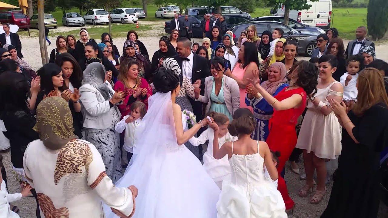 groupe tabal tunisien et zorna algérien moustapha ambiance mariage marocain  tunisien le 30/04/2015 , YouTube