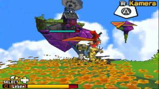 Ich und fliegen. |D Spiel: Solatorbo - Red the Hunter Platform: Nin...