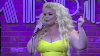 Trisha Paytas Standup Comedy Routine (Never Before Seen)