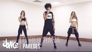 Paredes - Jorge & Mateus - Coreografia |  FitDance - 4k