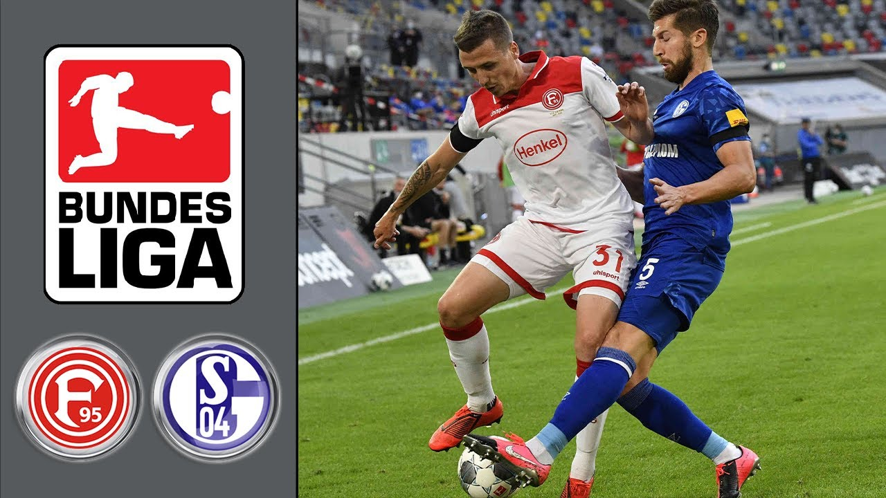 Schalke Vs DГјsseldorf