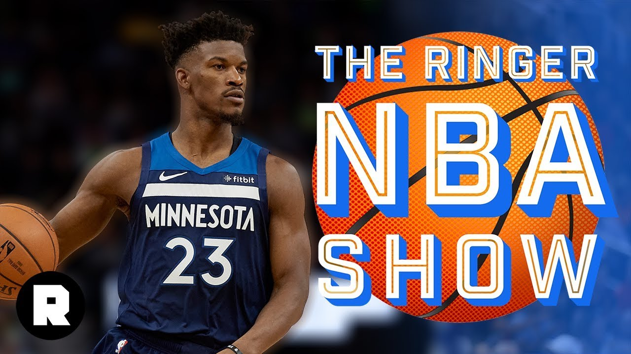sale retailer 70aea 81835 Jimmy Butler Is a Sixer | Heat Check | The Ringer NBA Show (Ep. 336)