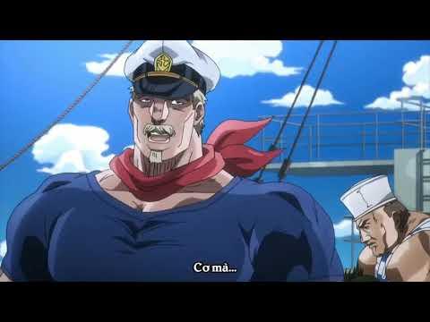 JoJo Bizarre Adventure   Stardust Crusaders   SS3 phần 1   Nhạc Phim Anime Remix