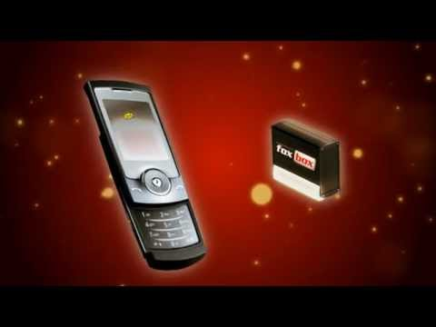 FoxBox G25 SMS / MMS to TCP/IP gateway