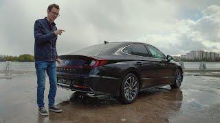 Новая Hyundai Sonata 2020 - агонь!