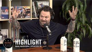 Bam Margera's Stalker Did A Naked Cartwheel!