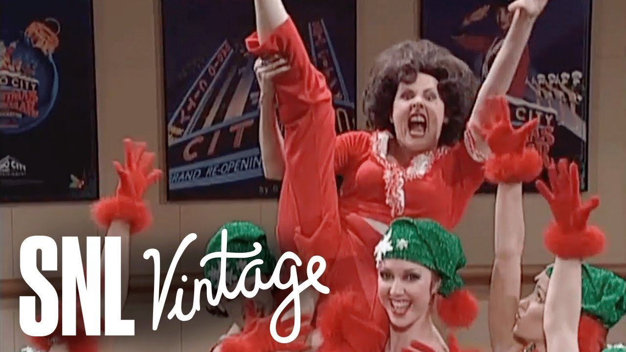 Sally O Malley S Rockette Open Audition Snl Youtube