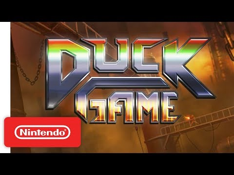 Duck Game - Launch Trailer - Nintendo Switch