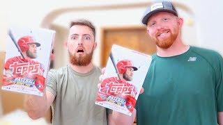 *PACK WARS* 2018 Topps Series 2 Baseball Hobby Box | IRL Baseball Pack Opening thumbnail