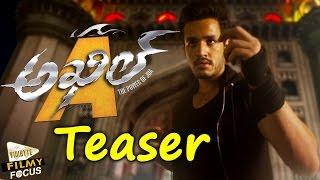 akhil-telugu-movie-latest-teaser-akhil-akkineni-sayesha-saigal-vv-vinayak