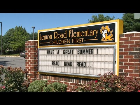 What's in a Name? -- Lemon Road Elementary School