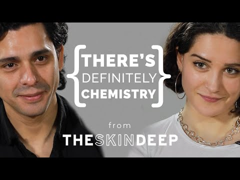 You're Making Me Blush | {THE AND} Blind Date Kate & Dario