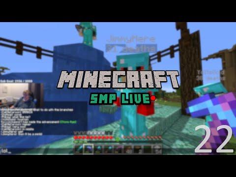 CallMeCarson VODS: Minecraft SMP Live (Part Twenty Two)