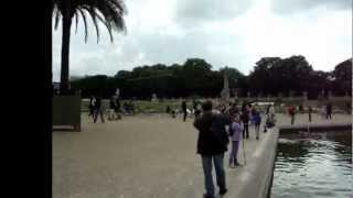 Palacio y Jardines de Luxemburgo PARIS