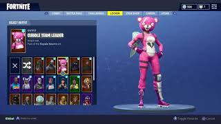 FORTNITE COMPTE POUR LE COMMERCE / ACHETER! 500 $ WARTH D'ARTICLES! (SKULL TROOPER, GHOUL TROOPER, RAGINATE RAIDER)