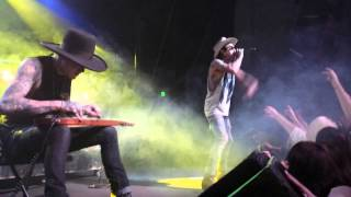 Yelawolf - Catfish Billy - Live
