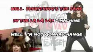 DEMI LOVATO - LALA LAND [Karaoke _ Instrumental]