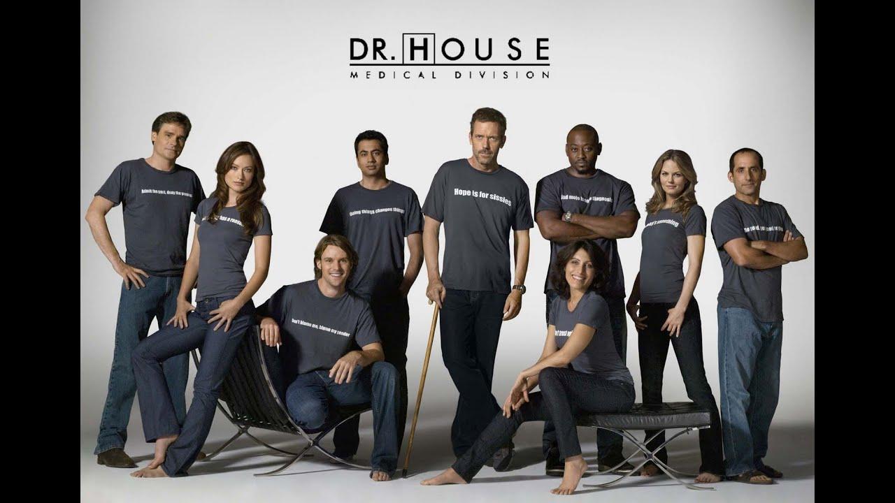 Dr house elenco principal anos depois do fim da s rie for Elenco punch house