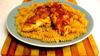 The Summery Taste Of Generoso's Chicken Scallopini