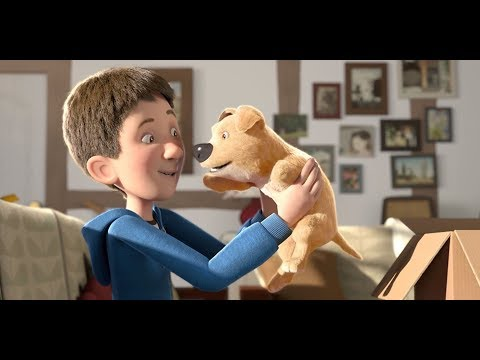 Animation Movie - The Present (with English Subtitles)