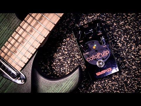 Wampler Catapulp - Review (4k)