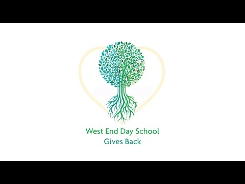 West End Day School Gives Back
