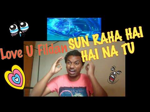 Indian Reacting to Fildan Sun Raha Hai Na Tu Reaction da asia 3