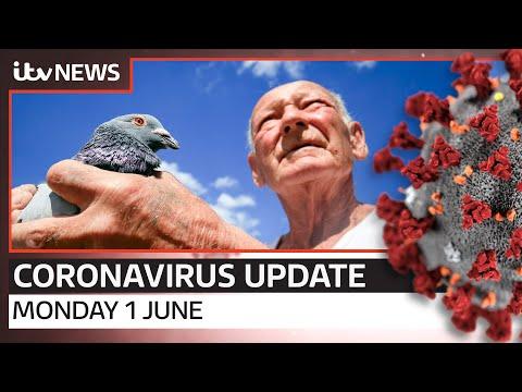 Coronavirus Update: Monday, 1 June | ITV News