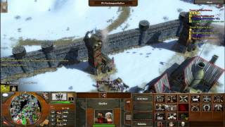 Let's Play Age Of Empire Iii -02.gefecht -folge 02#
