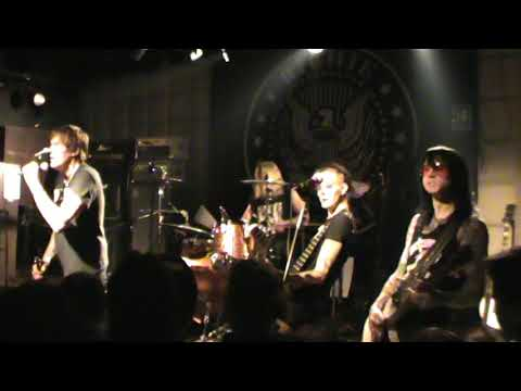 RICHIE RAMONE @ La Batuta, Santiago CHILE 16.07.2017 (PART 1 OF 2)