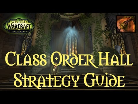 [LEGION 7.2.5] In-depth Class Order Hall Strategy Guide (Featuring Meatball)