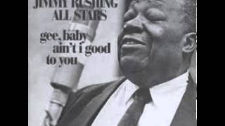 St. James Infirmary - Jimmy Rushing All Stars