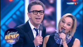 Валерий Сюткин и Татьяна Буланова - Москва-Нева | программа развлекательная москва