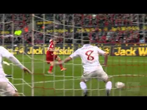 Lukas Podolski All Goals Bundesliga 2010/2011   1. FC KÖLN