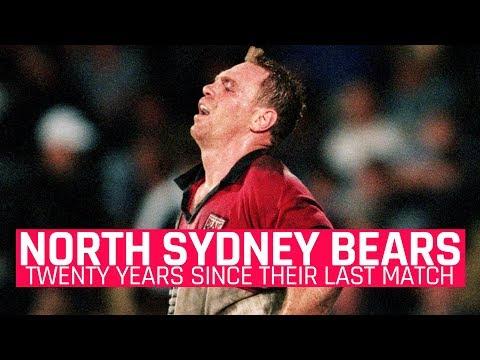North Sydney Bears: Twenty Years On