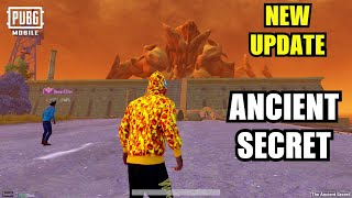 PUBG MOBILE NEW UPDATE : NEW ANCIENT SECRET MODE IS HERE!! GUARDIAN BOSS IN ANCIENT SECRET | 0.19.0