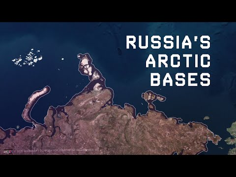 The Ice Curtain: Russia's Arctic Bases
