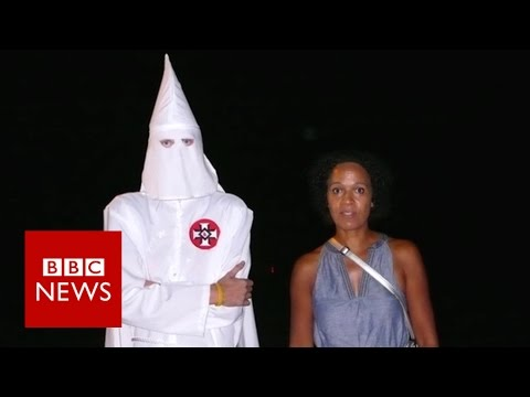 Confronting racism face-to-face - BBC News