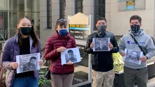 Казахи посадят Назарбаева и Токаева. Акции протеста в день похорон Жанболата Агадила / БАСЕ