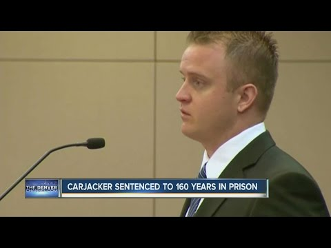 Carjacker sentenced to 160 years in prison