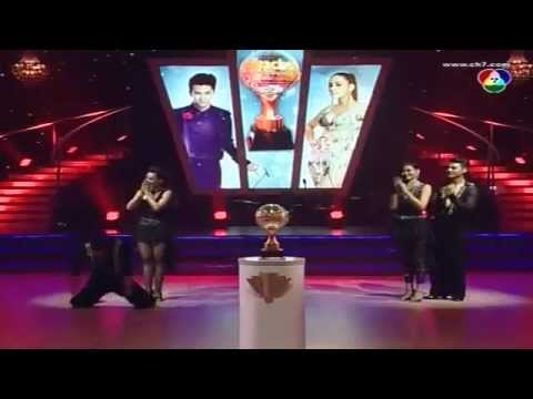 Timethai+Pinklao: Champions of Dancing with the Stars Thailand Season 1!