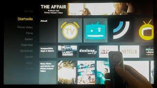 Amazon Fire TV Stick: Kodi und Apps von Startseite starten [Tutorial, Deutsch]