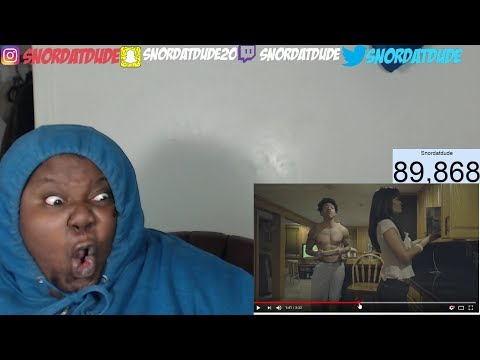 HE REALLY BECAME HIS FRIEND DAD!!!! David $hine - Dad Now (Official Music Video) REACTION!!!