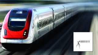 Измерение шума проезжающего поезда с помощью микрофонной решетки Brüel & Kjær(, 2015-09-03T13:43:11.000Z)