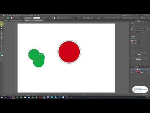 Как сделать контур для стикеров в Adobe Illustrator за 5 минут