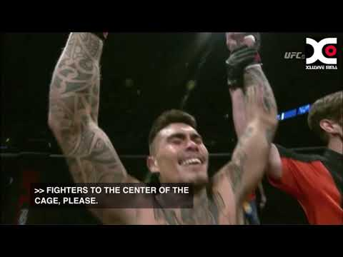 Zach Zane all TKO in Alaska : MMA Hawaii