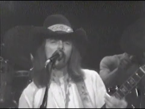 The Allman Brothers Band Hey Bartender