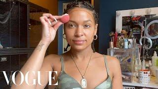 24 Hours With Princess Nokia | Vogue