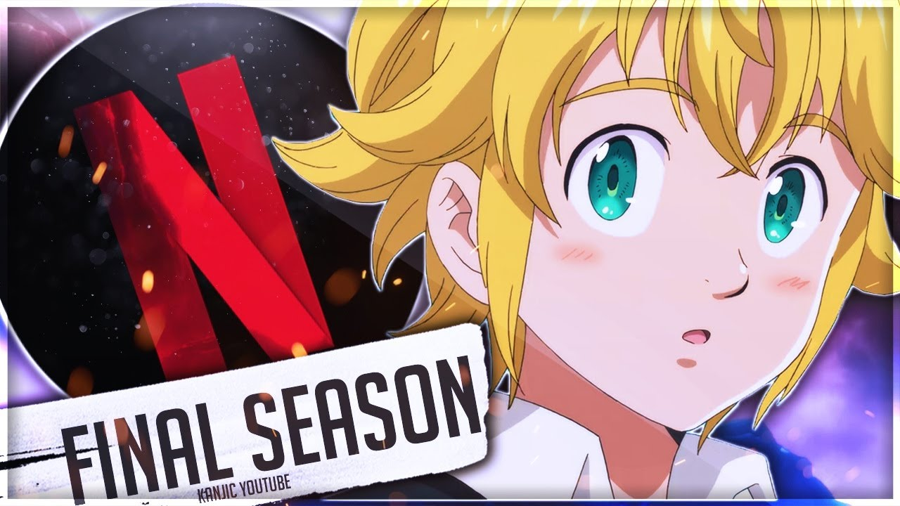 Download The Seven Deadly Sins Season 5 English Dub Netflix Release Date Clarification On Circumstances