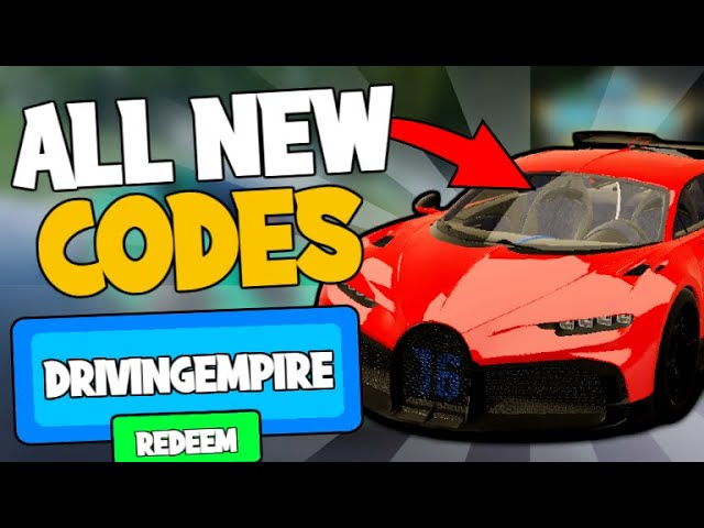 Codes For Driving Empire December 2020 : Island Of Move ...